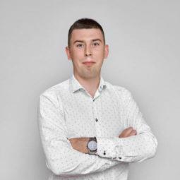 Dawid Nowicki -Spedytor krajowy/międzynarodowy DP Trans
