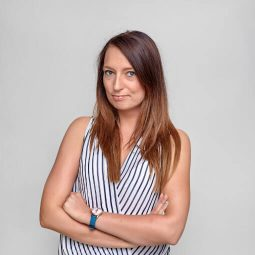 Karolina Olkusz -Spedytor krajowy DP Trans