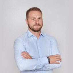 Łukasz Łazutka -Właściciel DP Trans